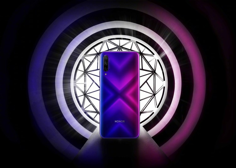 Honor 9x Official poster