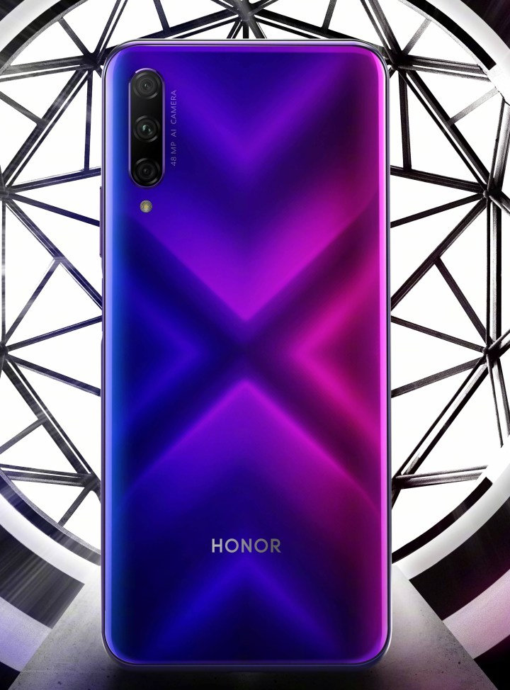 Honor 9x Back Side