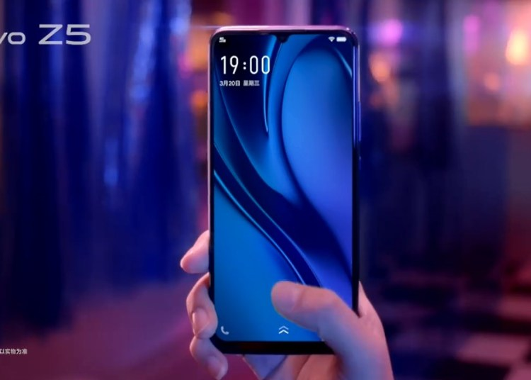 Vivo z5 Official introduction