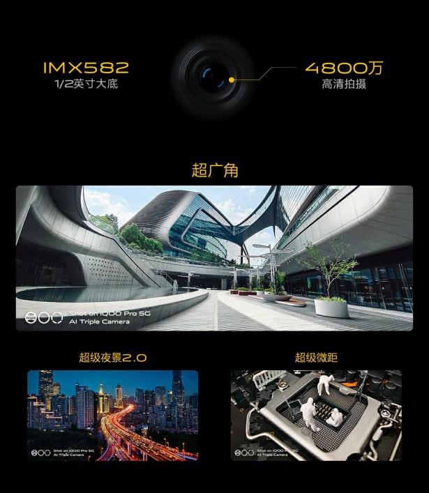 iQOO Pro Camera Set Up