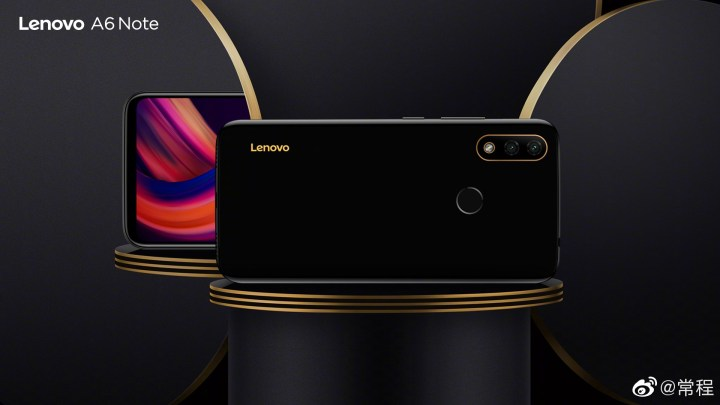 Lenovo A6 Note Official first look