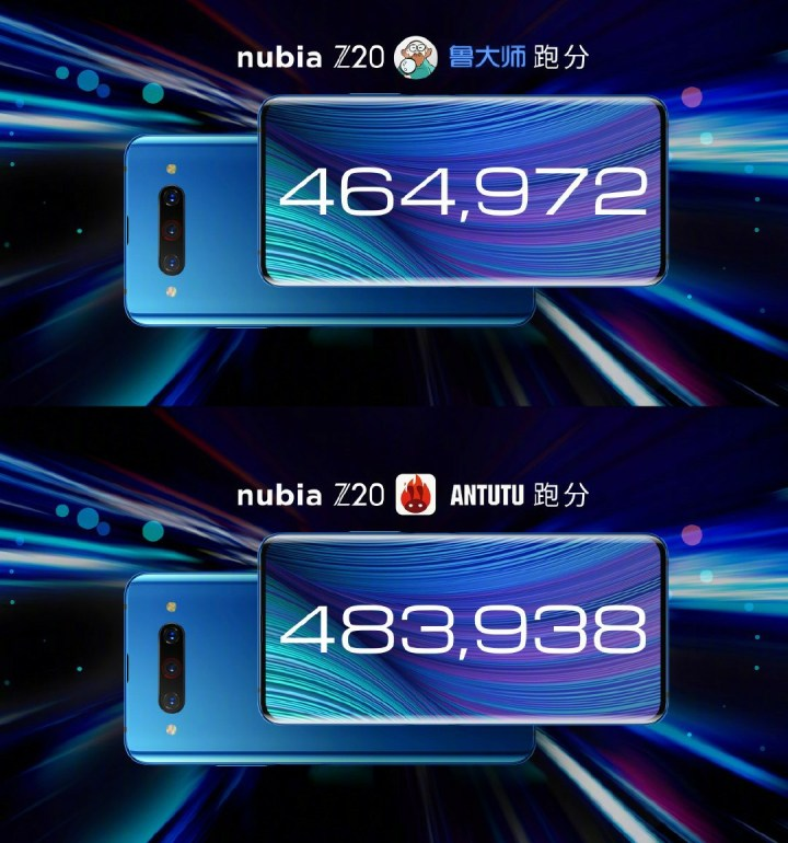 Nubia Z20 Official Now: Price & Specifications 4
