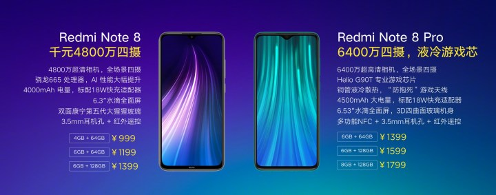 Redmi Note 8 Series Official Now: Price, specs, Camera Sample 9