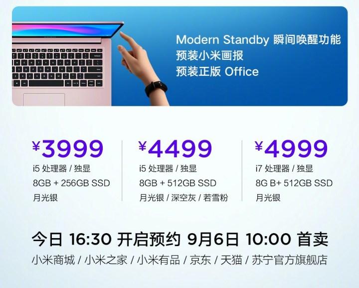 Redmibook 14 Plus Price