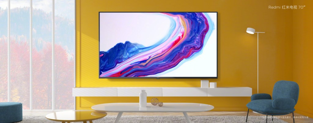 Redmi TV 70 Inches