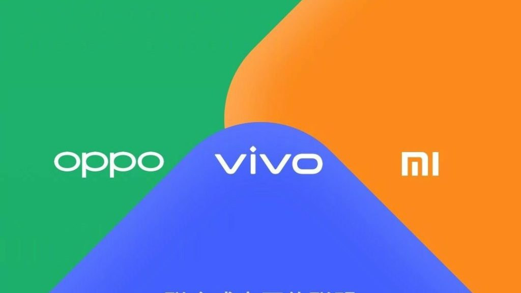 Oppo, Vivo and Xiaomi collaboration for faster file Sharing 2