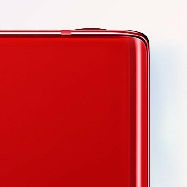 Note 10 Aura Red