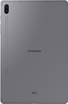 Galaxy tab S6 mountain grey