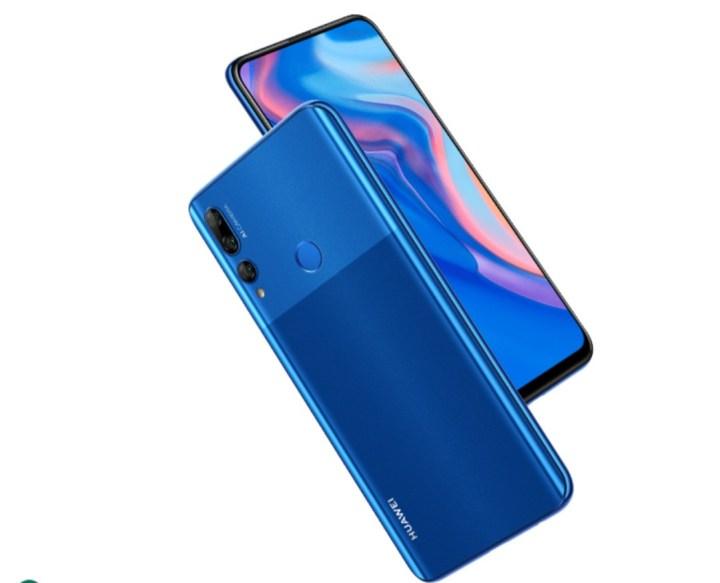 Huawei y9 Prime sapphire Blue