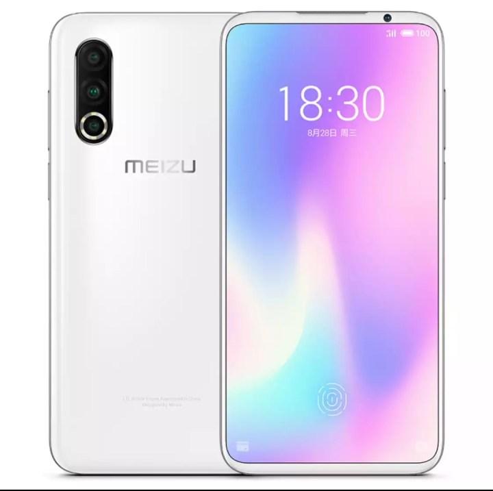 Meizu 16s Pro White