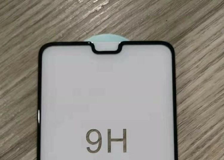 Huawei Mate 30 screen glass Exposure