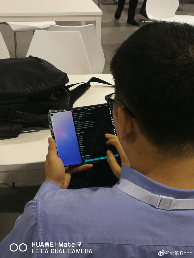 Huawei MediaPad M7 Real Life Images
