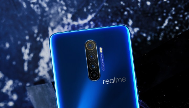 Realme X2 Pro Official rendering
