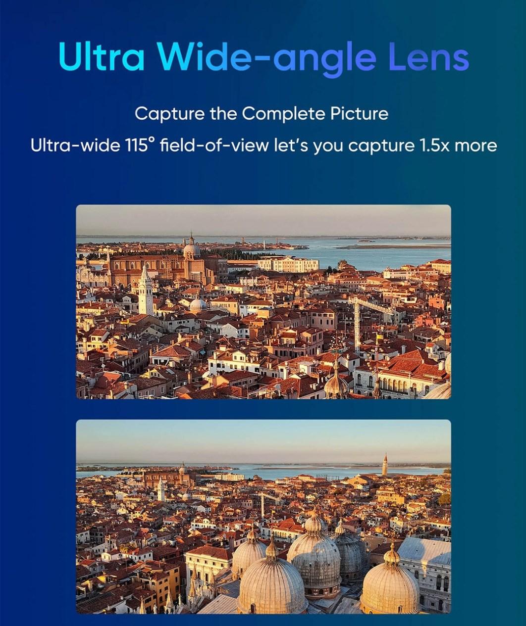 Realme X2 Pro Ultra Wide Angle Camera Sample