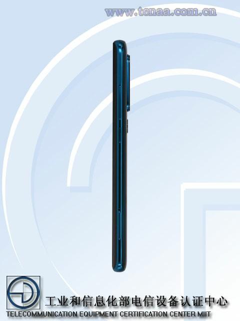 Xiaomi CC9 Pro rendering From MIIT