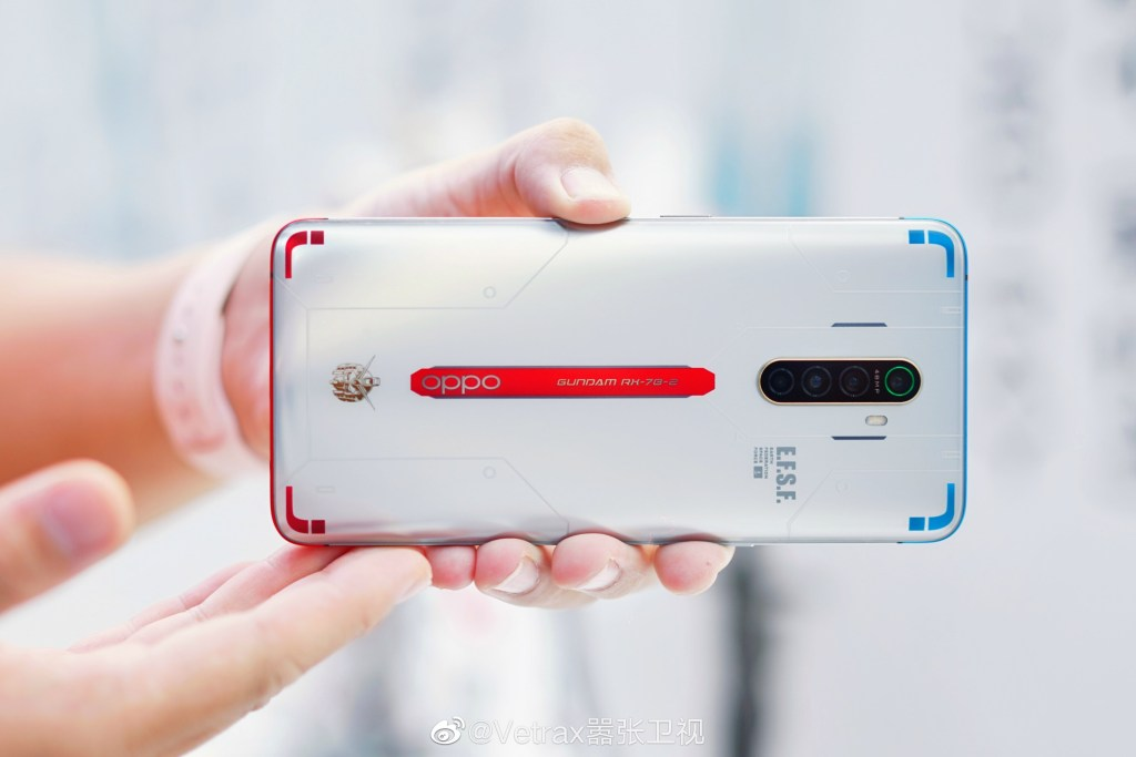 Oppo Reno Ace upto 40th anniversary edition