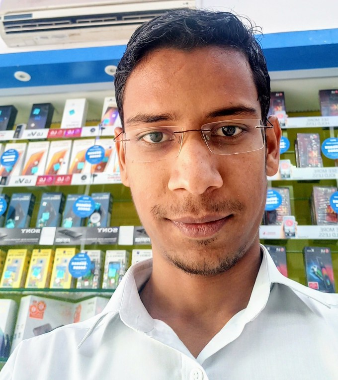 Kamlesh Bhati, owner and administrator of Sparrows News