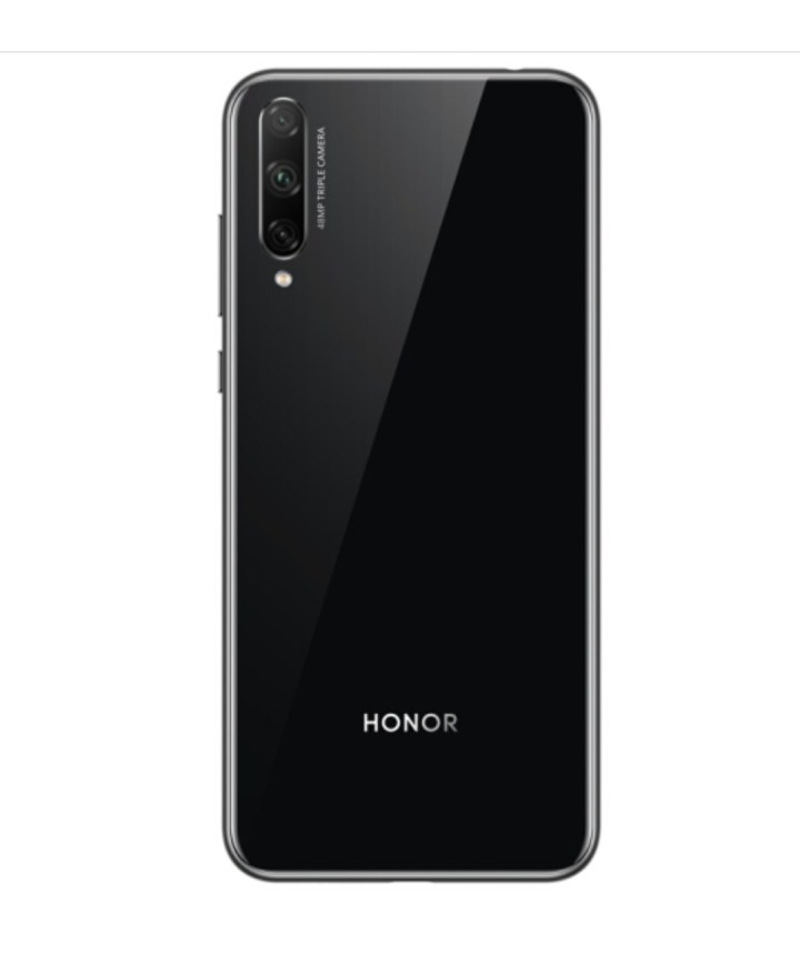 Honor 20 lite Black