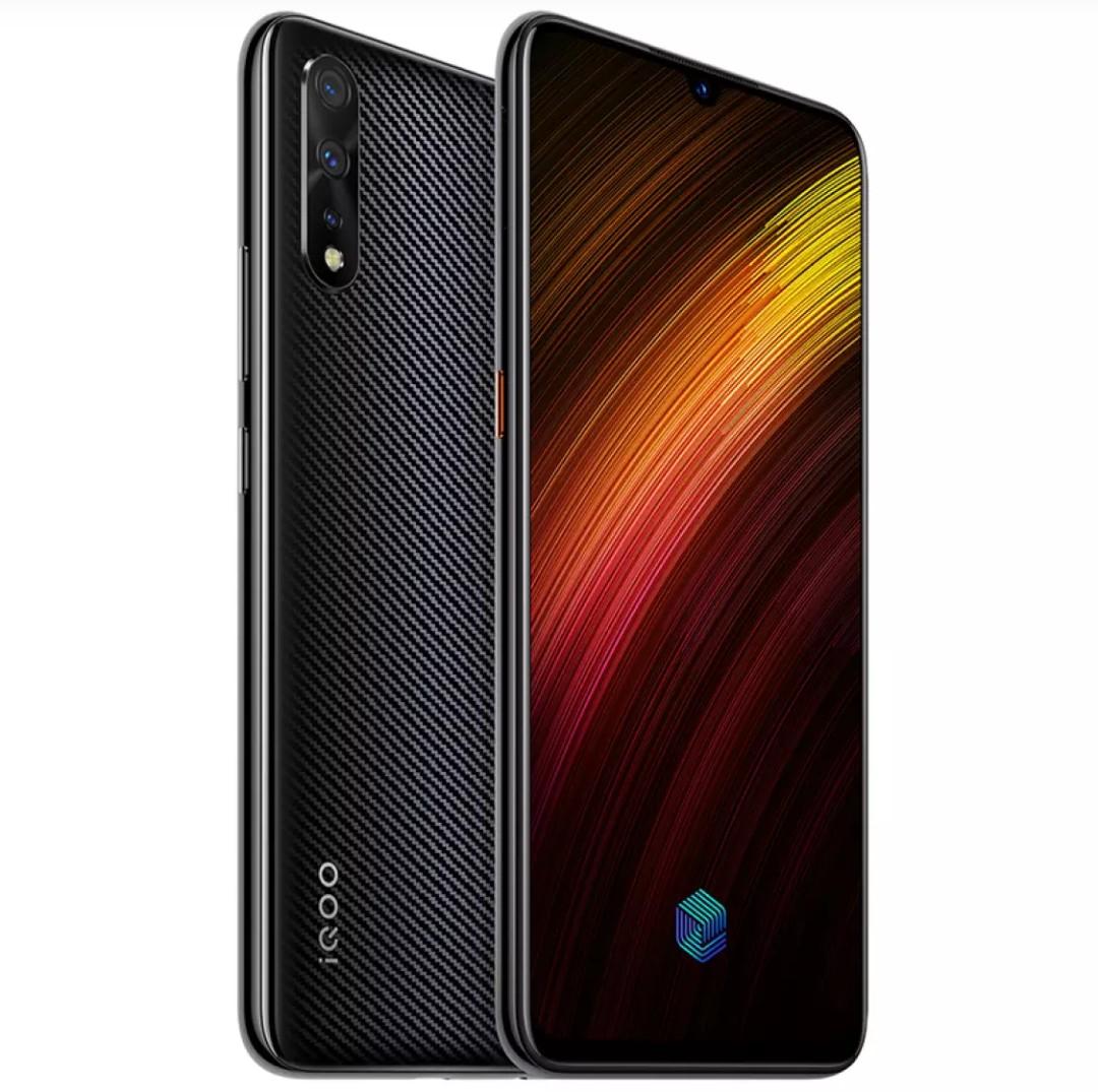 iQOO Neo 855 Version Carbon fibre Black