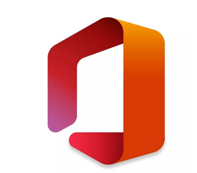 Microsoft office new Logo