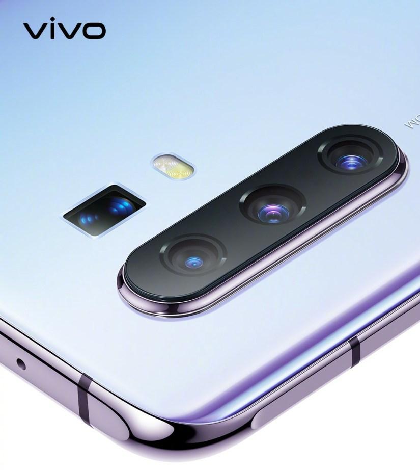 Vivo X30 Camera Setup