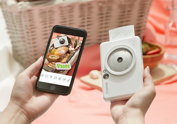 Canon Pocket Printer ZV-123