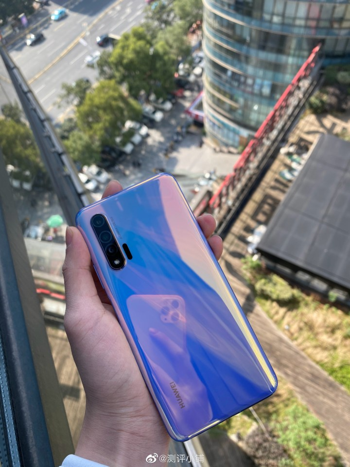 Huawei Nova 6 5G Full Specifications, huawei nova 6 full specifications