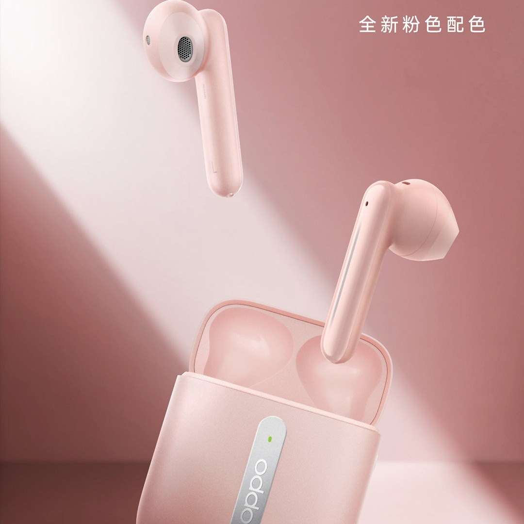 Oppo ENCO Free Pink