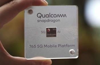 Snapdragon 765 5G