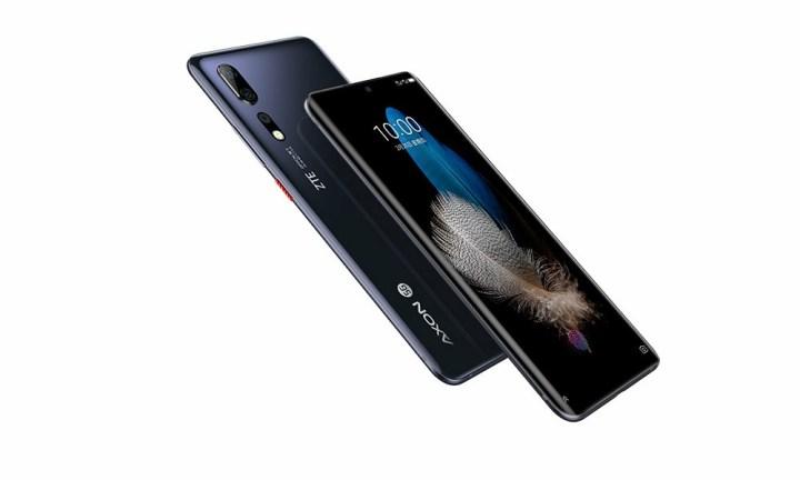 ZTE Axon 10s Pro 5G Appearance, zte Axon 10s pro 5g full specification