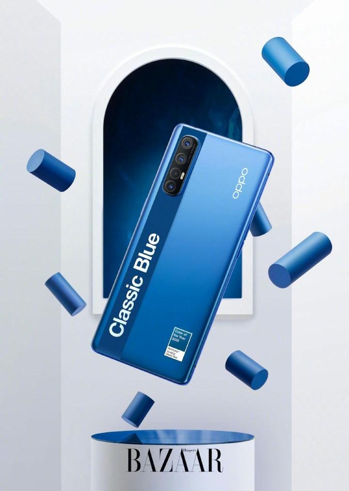 Oppo Reno3 Pro Classic Blue