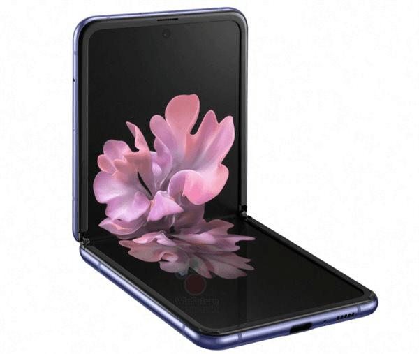 Samsung Galaxy Z Flip Hands On Video