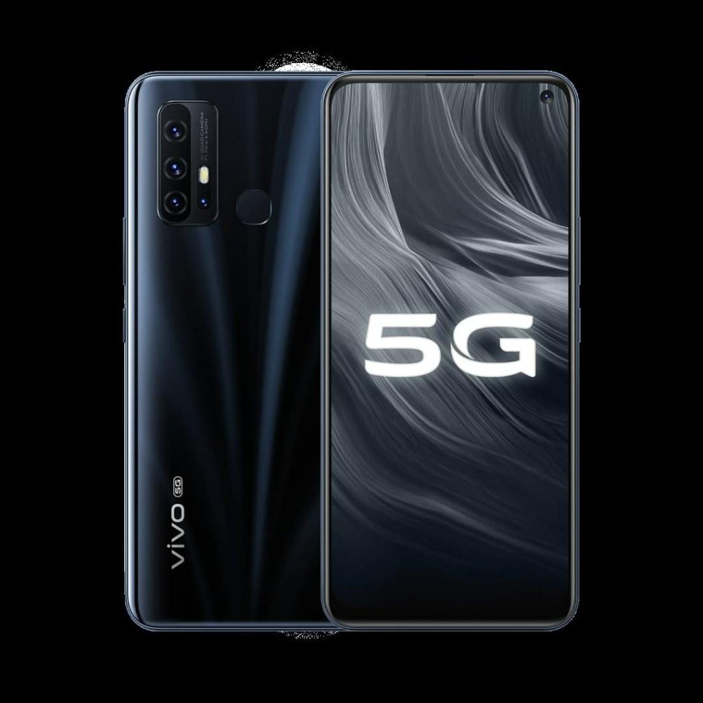 Vivo Z6 5G Aurora Black