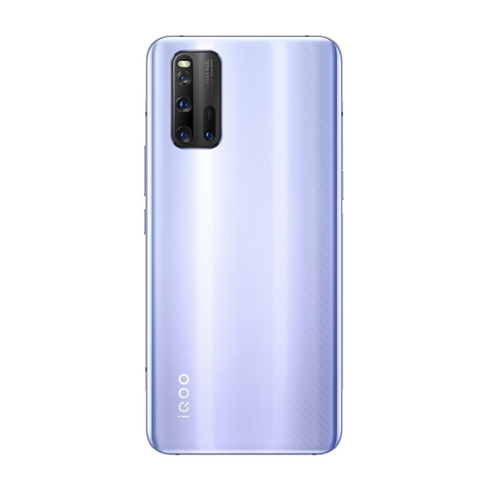 iQOO 3 Silver