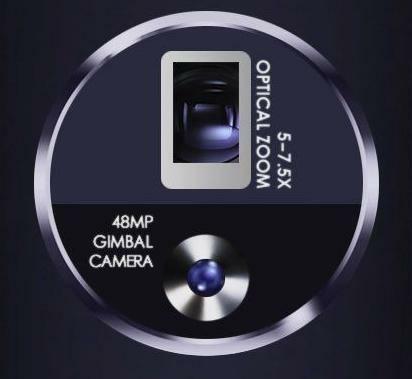 Vivo APEX 2020 Gimbal Camera