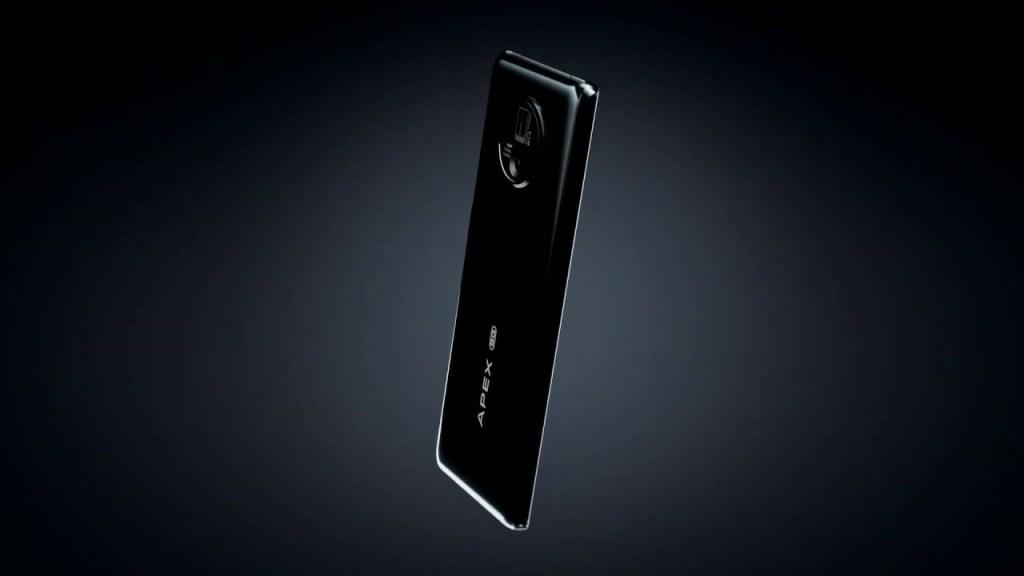 Vivo Apex 2020 60W Wireless Flash Charge