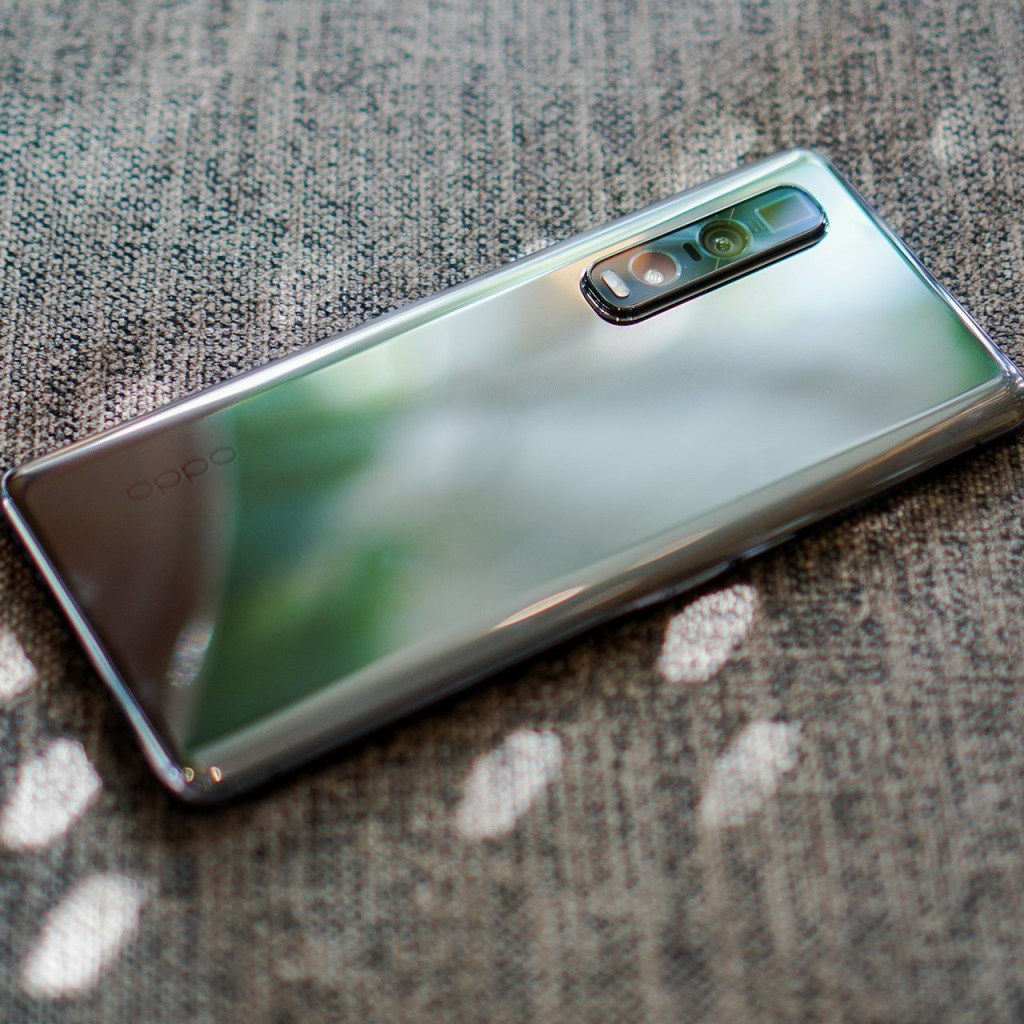 Oppo Find X2 Live Photos