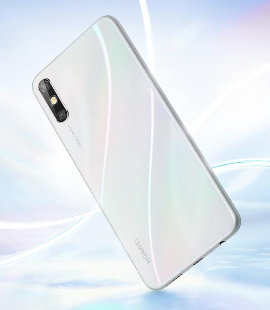 Huawei Enjoy 10e Pearl White