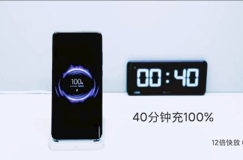 Xiaomi 40W Wireless Charging Technology