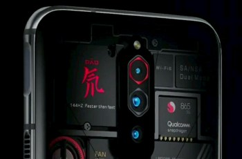 Red Magic 5G Transparent Edition