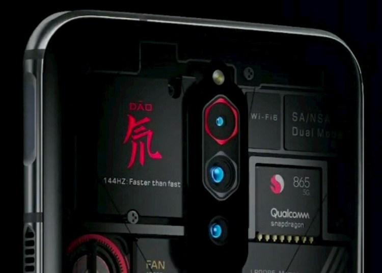 Red Magic 5G Transparent Edition