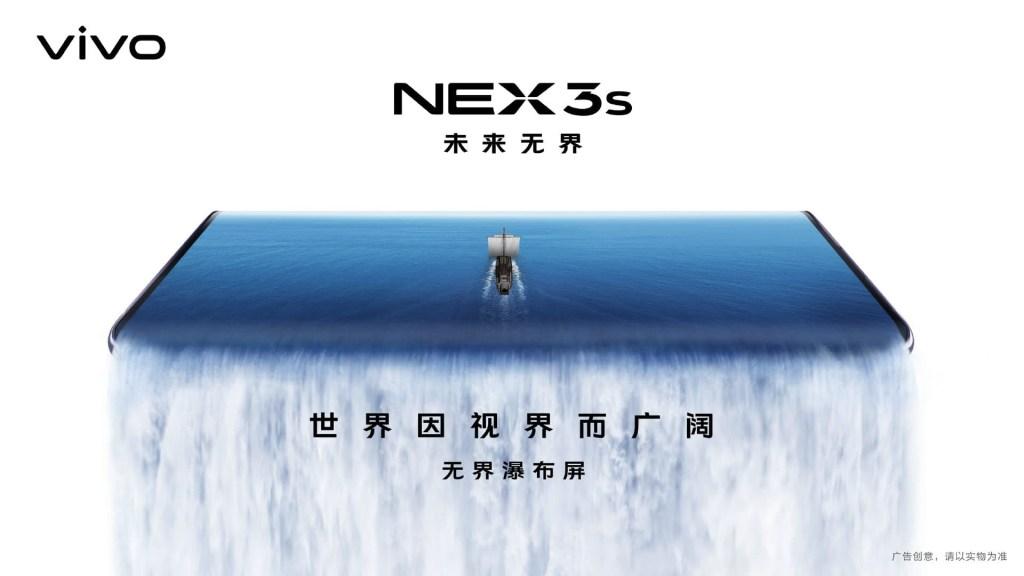Vivo NEX 3s Official Teaser