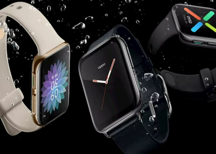 Oppo Watch Series Difference