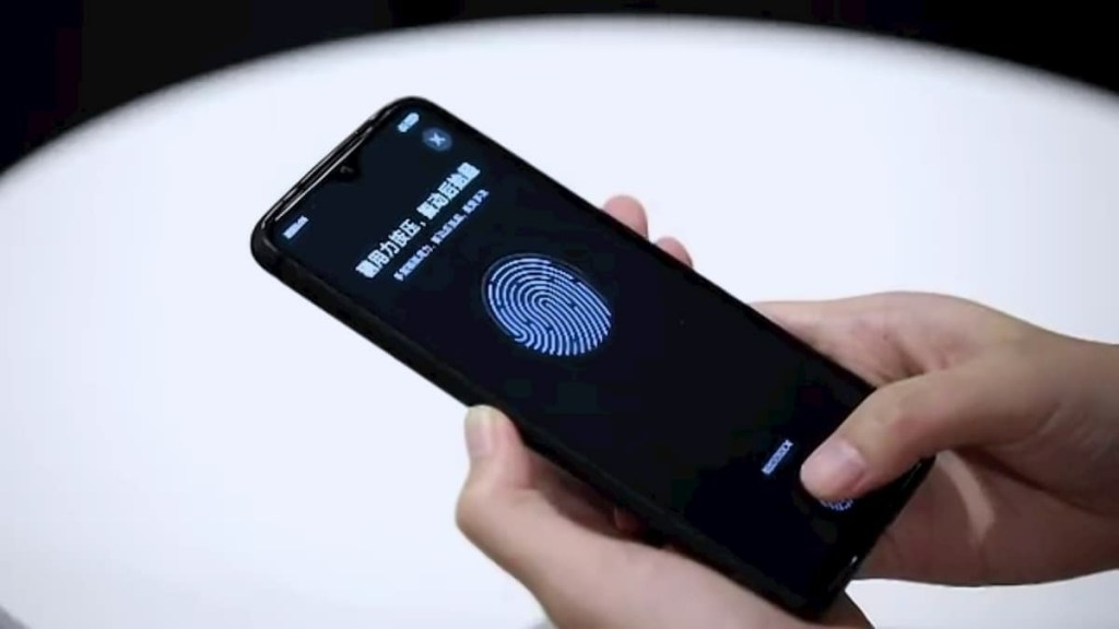 Redmi LCD Screen Fingerprint