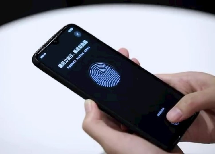 Redmi LCD Screen Fingerprint