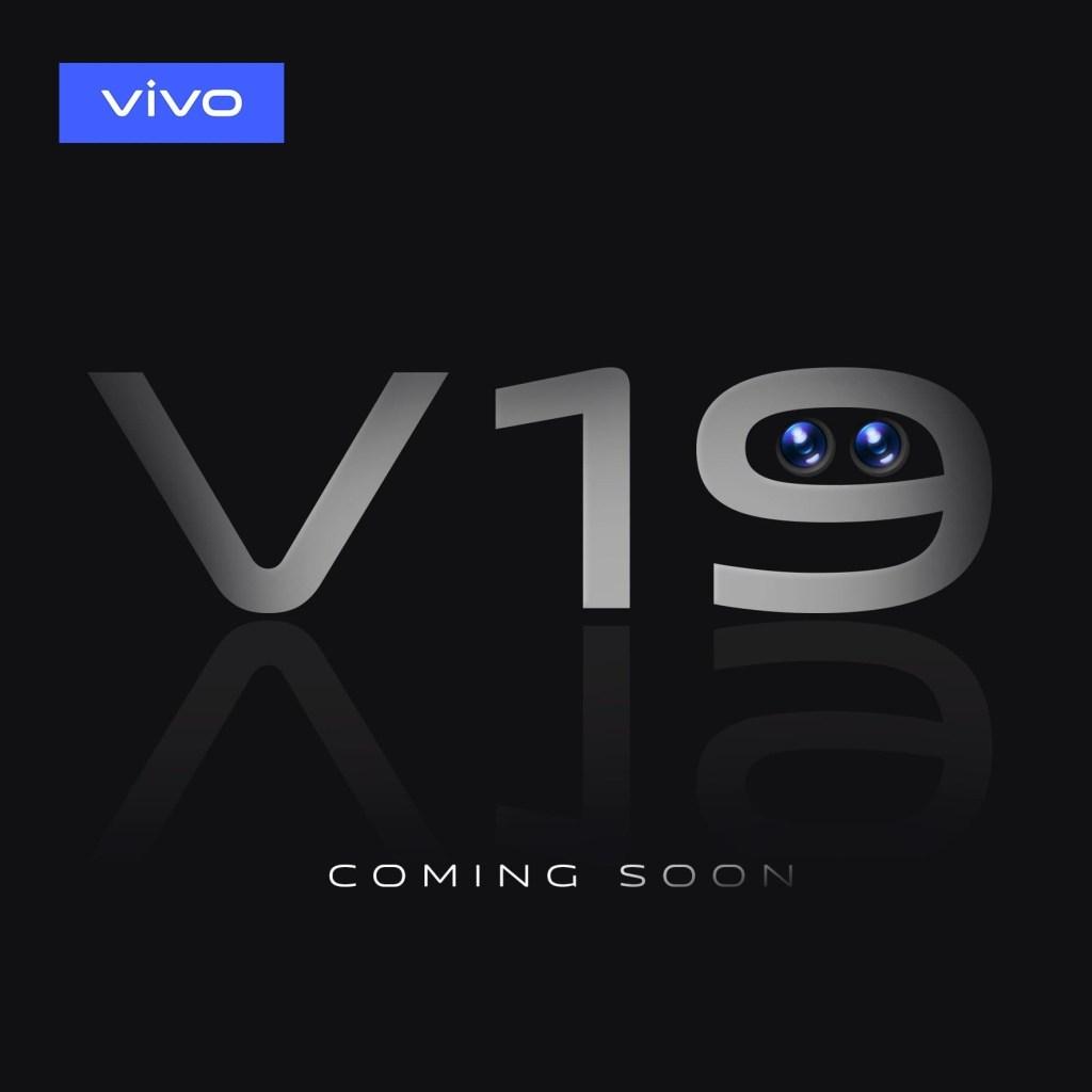 Vivo V19 release date