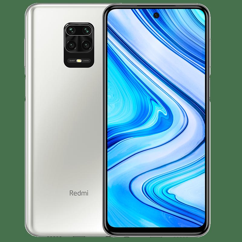 Redmi Note 9 Pro Max Glacier White