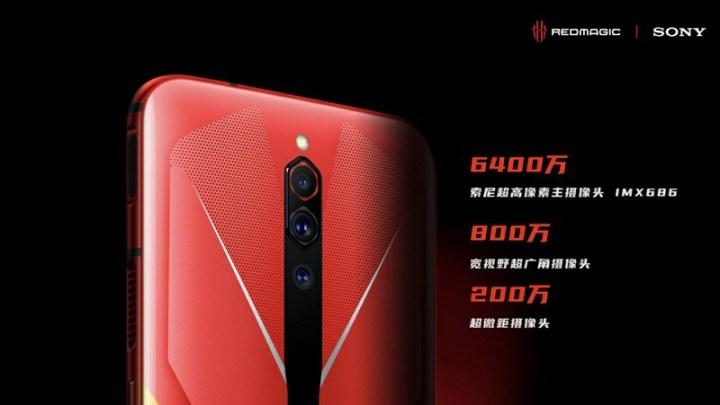 Red Magic 5G Camera