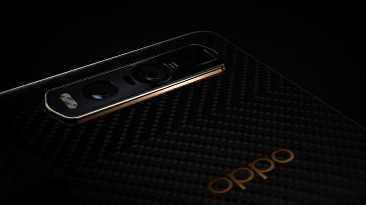 Oppo Find X2 Pro Lamborghini Edition Lens decoration ring