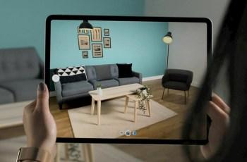 Uses of LiDAR sensor on iPad Pro